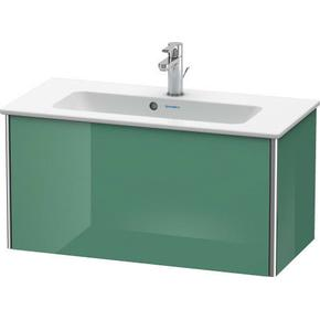 Vanity Unit Wall-mounted Compact, Jade High Gloss (lacquer)