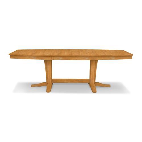 John Thomas Furniture - Milano Table (top only) / Milano Table Base