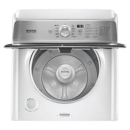 CLOSEOUT Top Load Washer with the Deep Fill Option and PowerWash® Cycle - 4.7 cu. ft.