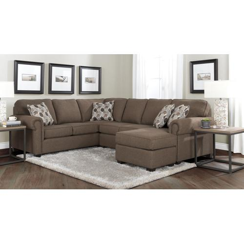 2012 RHF Sofa w/chaise