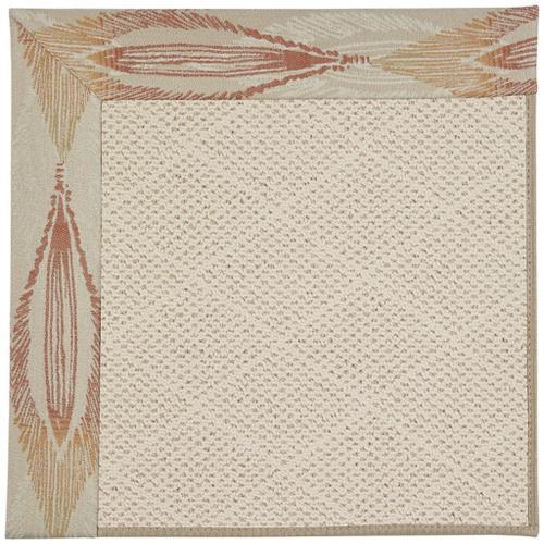 "Creative Concepts-White Wicker Empress Clay - Rectangle - 24"" x 36"""