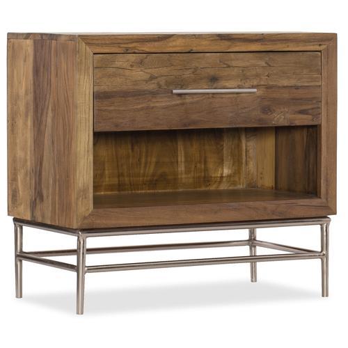 Hooker Furniture - L'Usine Leg Nightstand