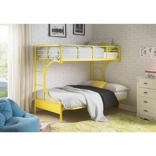 Acme Furniture Inc - Eclipse Twin/Full/Futon Bunk Bed