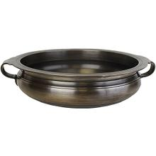 Bronze Bowl with Handles
