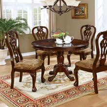 View Product - Elana Round Dining Table