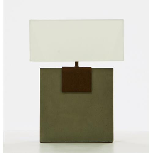 VIG Furniture - Modrest Santos Modern Concrete Table Lamp