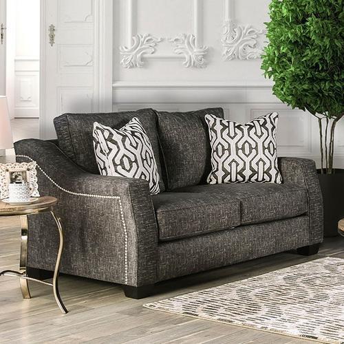 Furniture of America - Coralie Love Seat