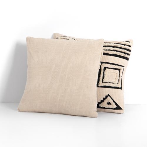"""Arun Pillow, Set of 2-20"""""""