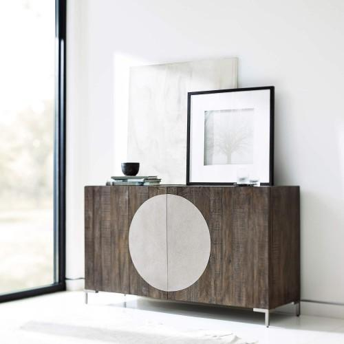 Amherst Buffet in Sable Brown