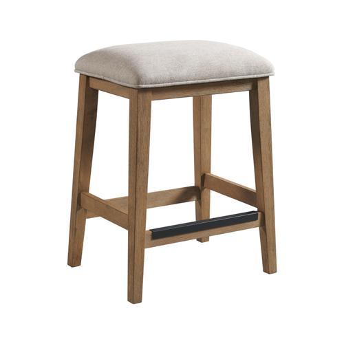 Intercon Furniture - Eden Backless Stool