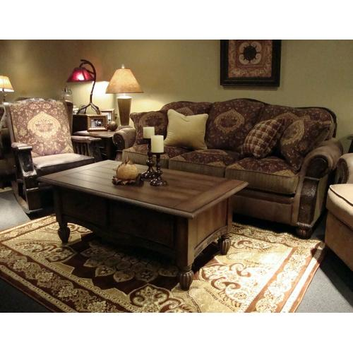 Pine Creek (Leather) Chair & 1 / 2