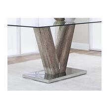 See Details - Veneto-lght Woodgrain Tbl Colm
