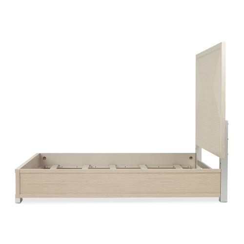 Cal King Panel Bed (2 Pc)