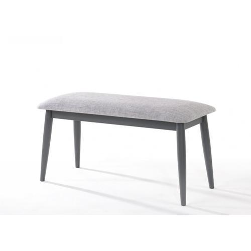 VIG Furniture - Modrest Kalene - Modern Grey Bench