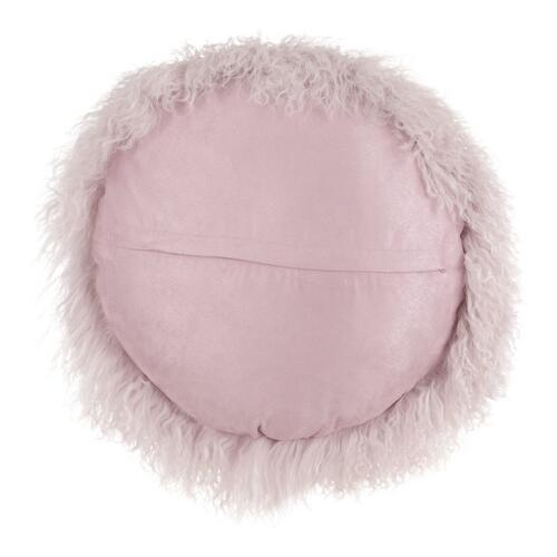 Moe's Home Collection - Dome Pillow Taro Purple