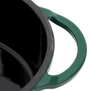 Big Green Egg - Enameled Cast Iron Dutch Oven, Oval