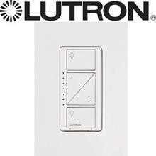 White Dimmer LED Control