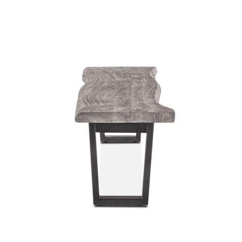 """Steamboat 68"""" Bench Weathered Gray"""