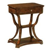 1-1110 European Legacy Side Table Product Image