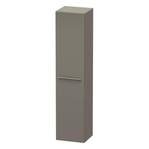 Duravit - Tall Cabinet, Flannel Gray Satin Matte (lacquer)