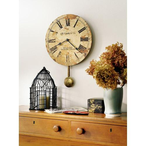 Howard Miller J. H. Gould and Co. II Wall Clock 620257