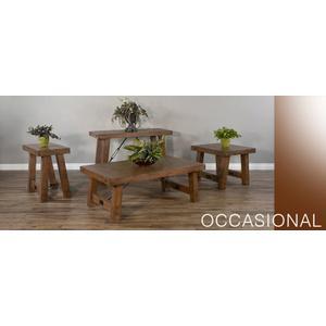 Sunny Designs - Doe Valley Sofa/ Console Table