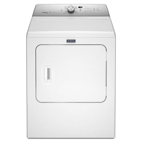 Gallery - Large Capacity Gas Dryer with Steam-Enhanced Cycles - 7.0 cu. ft. White