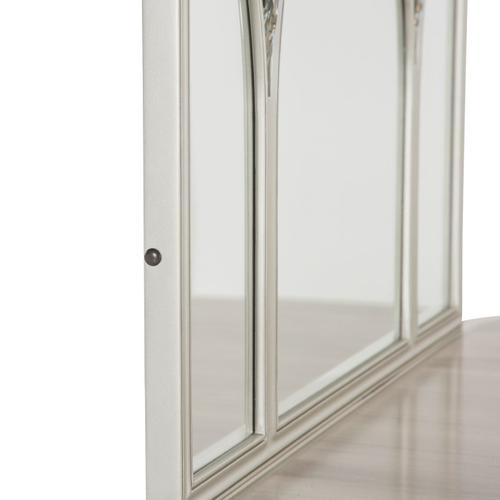 Vanity W/mirror ( 2 Pc)