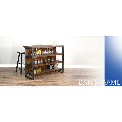 "Sunny Designs - 55"" Homestead Bar"