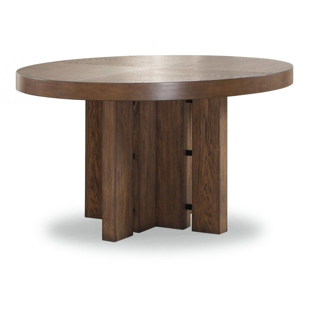 Maximus Round Pedestal Dining Table