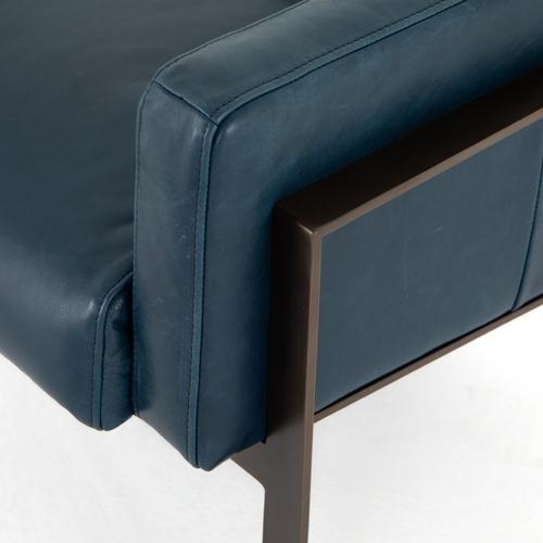 Dakota Sapphire Cover Ramona Chair