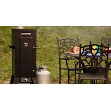 "Vertical 36"""" Propane Smoker"