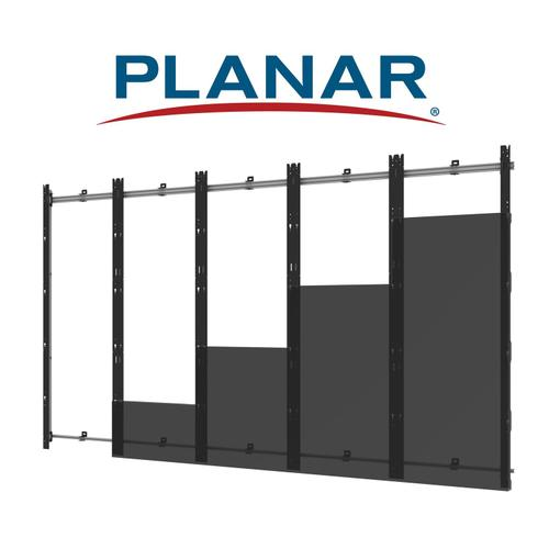 SEAMLESS Kitted Series Flat dvLED Mounting System for Planar TVF Series Direct View LED Displays - 6x6