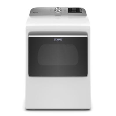Smart Capable Top Load Electric Dryer with Extra Power Button - 7.4 cu. ft. Product Image