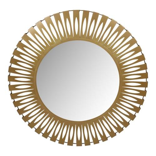 Moe's Home Collection - Radiate Mirror Gold