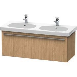 Vanity Unit Wall-mounted, European Oak (decor)