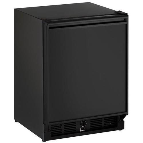 "21"" Refrigerator/ice Maker With Black Solid Finish (115 V/60 Hz Volts /60 Hz Hz)"