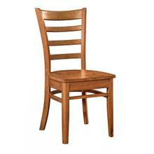 Emily Chair in Bourbon Oak
