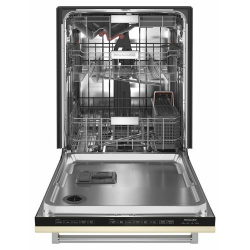 KitchenAid - 44 dBA Panel-Ready Dishwasher with FreeFlex™ Third Rack - Panel Ready PQ