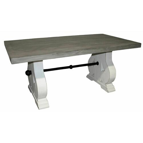 Million Dollar Rustic - Ww/123a Savannah Table
