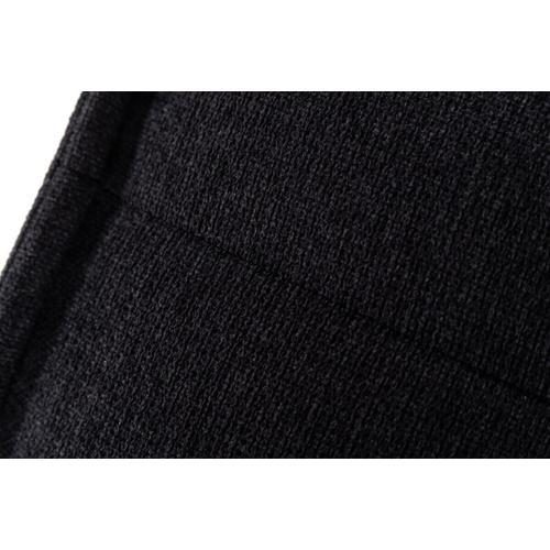 VIG Furniture - Divani Casa Nolden - Modern Black Fabric Modular Sectional Sofa