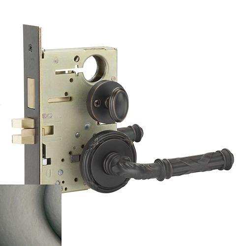 Baldwin - Antique Nickel Fenwick Sectional Privacy Set