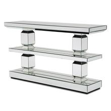 Product Image - Mirrored 3-tier Console Table 226
