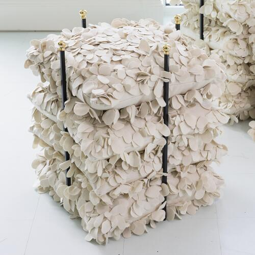 Pillow Fixture-Brass