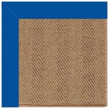 "View Product - Islamorada-Herringbone Canvas Pacific Blue - Rectangle - 24"" x 36"""