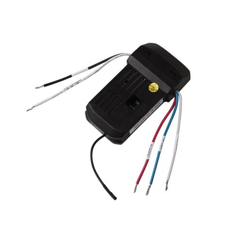 Canopy mounted 4-speed universal receiver