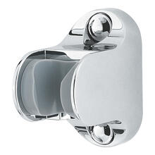 Polished Chrome Wall Mount Shower Bracket