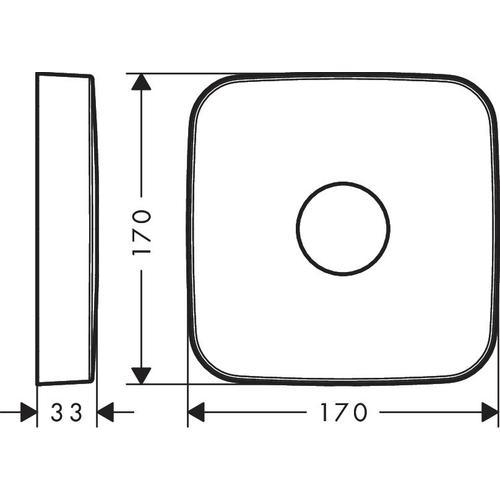 Chrome Extension element softcube 1-hole