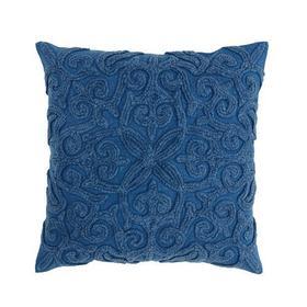 Twila Pillow Cover Blue