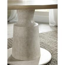 View Product - Cascade Pedestal Dining Table